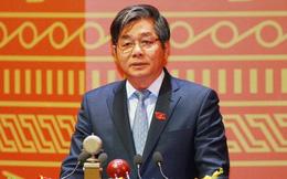 """Bộ trưởng Bùi Quang Vinh """"trảm""""... chính mình"""