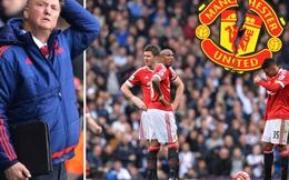 Nổi đóa với Van Gaal, sao Man United công khai chống thầy