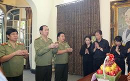 Trợ lý Bộ trưởng Trần Đại Quang làm Giám đốc Công an Hà Nội