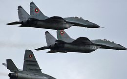 Bulgaria mua động cơ MiG-29 Nga: Bội ước NATO?