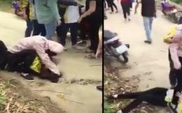 Nữ sinh bị bạn đánh, đập đầu xuống đường: Hành động nhất thời
