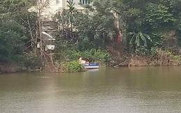 Huy động lực lượng tìm kiếm Trung uý công an huyện nghi mất tích