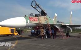 Ukraine chính là đối tác giúp Việt Nam sửa chữa tăng hạn Su-27
