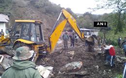 Lở đất kinh hoàng ở Ấn Độ, ít nhất 15 người chết