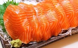 Tất cả thông tin cần biết về cá hồi nuôi nhiễm chất gây ung thư
