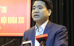 Ông Nguyễn Đức Chung trúng cử đại biểu HĐND TP.Hà Nội với phiếu cao nhất