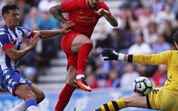 """Clip: Liverpool thắng đội bóng """"liều nhất hành tinh"""""""
