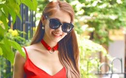 """Linh Chi tuyên bố không muốn thành """"bản sao"""" Ngọc Trinh"""