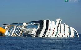 Costa Concordia - Trở thành phế liệu cũng có giá 1,7 tỷ đô