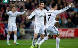 """""""Những con số kinh khủng"""" trong vụ chuyển nhượng Ronaldo"""