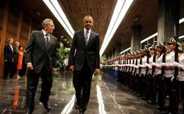 Gặp chủ tịch Cuba, ông Obama nói câu gì đầu tiên?
