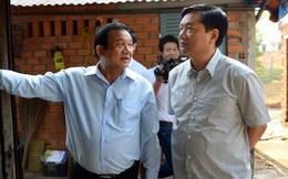 """Bí thư Thăng """"lệnh"""" sửa nhà cho mẹ VNAH, huyện Củ Chi bắt tay làm"""