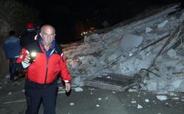 Động đất kép làm rung chuyển miền Trung Italy