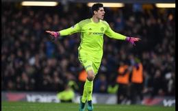 """Chelsea lên đỉnh bằng Courtois, nhưng cẩn thận """"chưa đến chợ đã hết tiền"""""""