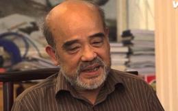 GS Đặng Hùng Võ: Điểm 10 cho Chính phủ, Bộ TN&MT trong vụ Formosa