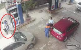 Mâu thuẫn trong lúc làm việc, nhân viên cây xăng đấm đồng nghiệp tử vong