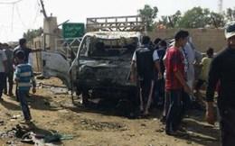 Iraq: Đánh bom xe gần Baghdad, hàng chục người thiệt mạng