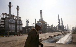 Iran xuất khẩu lô dầu mỏ đầu tiên sang châu Âu