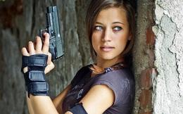 Thị trường vũ khí Mỹ phát triển mạnh là do... phụ nữ
