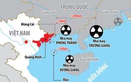 VN lên tiếng về 3 nhà máy điện hạt nhân của TQ ở gần biên giới