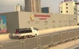 Video: Xe tải đi ngược chiều, lao vun vút trên đường cao tốc