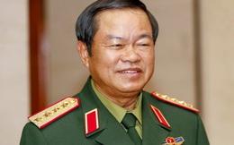 Đại tướng Đỗ Bá Tỵ thôi làm Thứ trưởng Bộ Quốc phòng