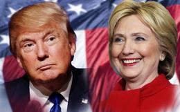 """100 triệu người sẽ theo dõi trận """"quyết đấu"""" Clinton - Trump"""