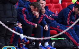 Phải chăng Van Gaal dần biết sợ?