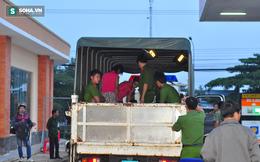 Học viên cai nghiện tỉnh Đồng Nai lại đập phá, trốn trại tràn ra quốc lộ