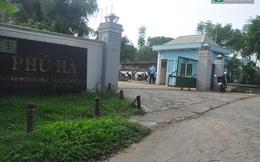 Trưởng công an huyện khẳng định không có chất thải nguy hại của Formosa chuyển về Phú Thọ