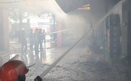 Cháy rụi quán karaoke Cosy lớn bậc nhất Tiền Giang
