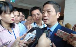 Bộ trưởng Trần Tuấn Anh nói về xử lý kỷ luật ông Vũ Huy Hoàng
