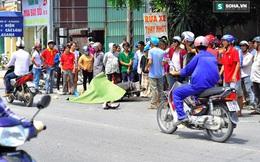 Né xe chở phế liệu, nam thanh niên va chạm xe tải bị cán tử vong