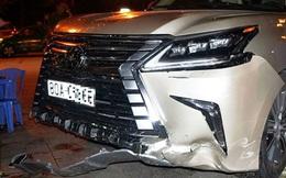 """Xe Lexus tiền tỷ tông nhiều người: Cục CSGT nói gì về biển """"VIP"""" 80A cấp cho tư nhân?"""