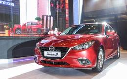 Tiếp tục triệu hồi hơn 16.000 xe Mazda3