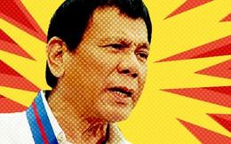 """Dân Philippines đua nhau chia sẻ bình luận mắng Duterte """"điên"""""""