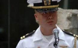 Thiếu tá Hải quân Mỹ bị buộc tội làm gián điệp cho Trung Quốc