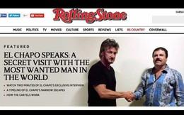 Trùm ma túy El Chapo bị bắt vì thích nổi tiếng?