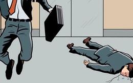 Nếu nhảy lên khi thang máy bị rơi thì bạn có sống sót không?