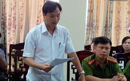 Khởi tố vụ chôn rác Formosa trong trang trại Giám đốc môi trường