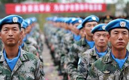 Trung Quốc muốn thống lĩnh 100.000 quân nhân của lực lượng gìn giữ hòa bình LHQ