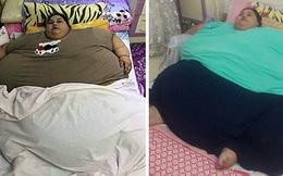 May mắn đã mỉm cười với cô gái to bằng cả cái giường nặng nửa tấn