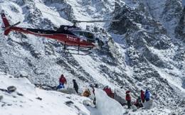 Động đất ở Nepal đã san phẳng vách đá Hillary trên đỉnh Everest