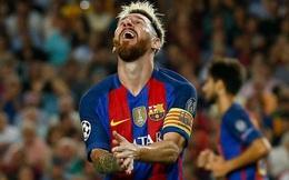 """Thắng lớn, Luis Enrique """"chém gió"""" tưng bừng về Messi"""