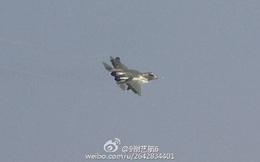 Trung Quốc thử nghiệm máy bay chiến đấu tàng hình thế hệ mới