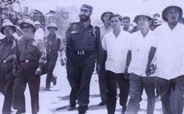 Ngày ấy, Chủ tịch Fidel bật khóc bên bờ Bến Hải