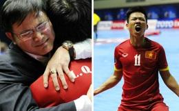 """Điều ít người biết về """"bầu Đức"""" của Futsal Việt Nam"""