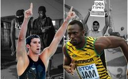 Bi kịch ít biết đằng sau tấm HCV của Michael Phelps, Usain Bolt