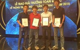 Báo Trí thức trẻ đạt giải 3 toàn quốc về thông tin đối ngoại