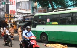 Người phụ nữ bán khoai lang tử vong sau va chạm xe buýt